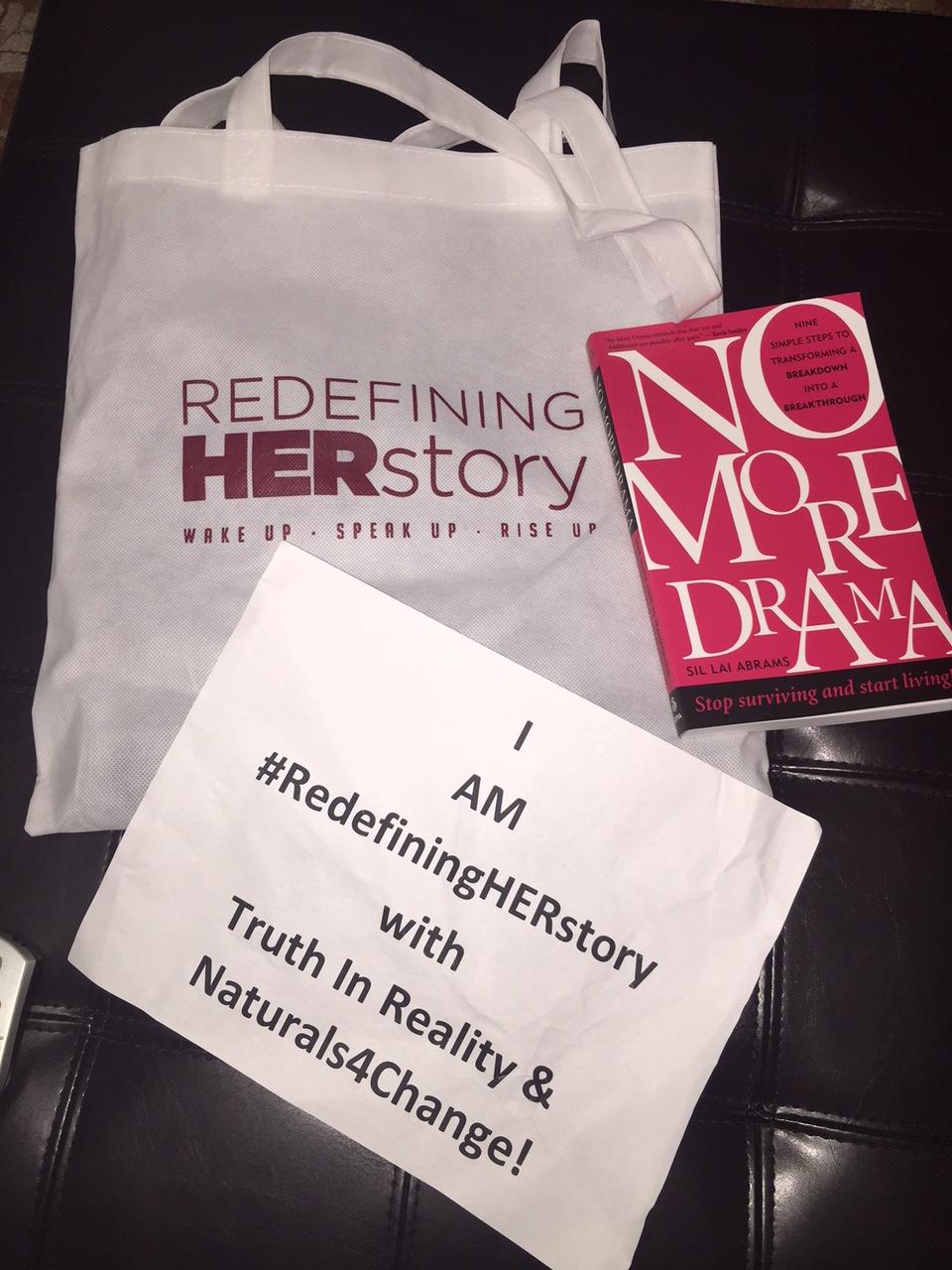 Redefining HERstory